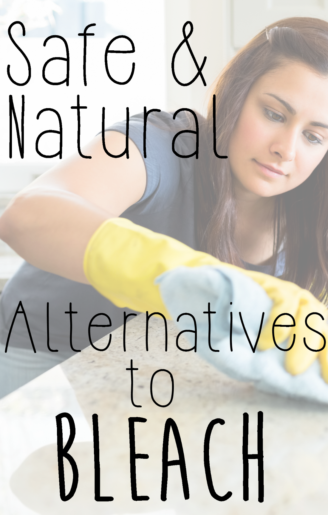 So, you want to naturally whiten your clothes or disinfect your bathroom without using bleach? No worries! There are safe alternatives to bleach, and I'll show you how to use them.