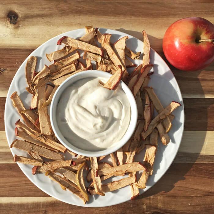 baked-ginger-apple-fries-recipe-snack