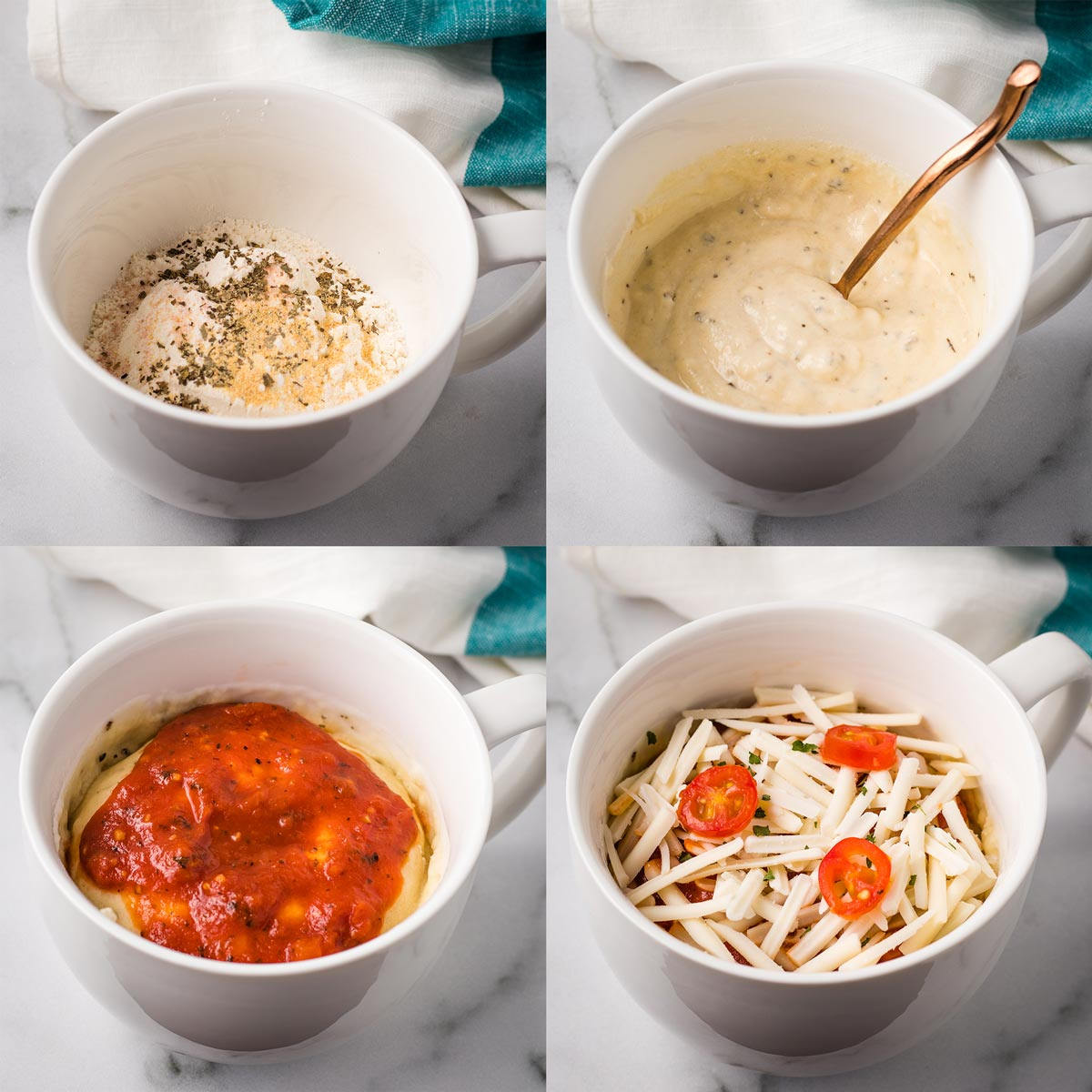 Vegan Pizza In A Mug Karissa S Vegan Kitchen